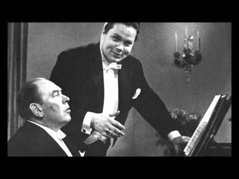 Schubert - Lieder - Fischer-Dieskau / Moore Salzburg 1957