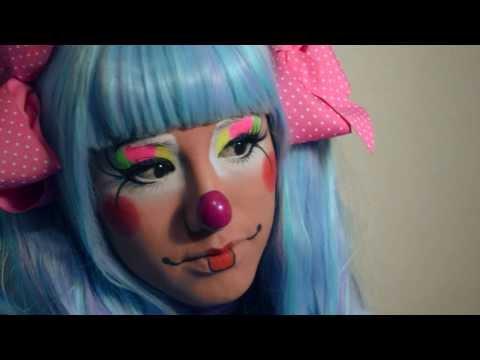 Viviendo una Experiencia Hermosa -  Payasita Motita (Maquillaje Payaso Augusto)