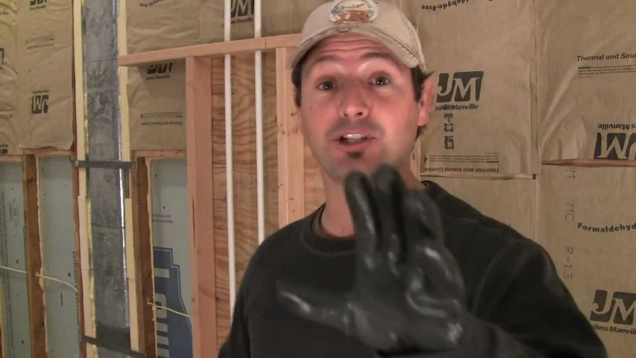 Wall Insulation - How To Insulate Around Electrical Wires  U0026 Outlets