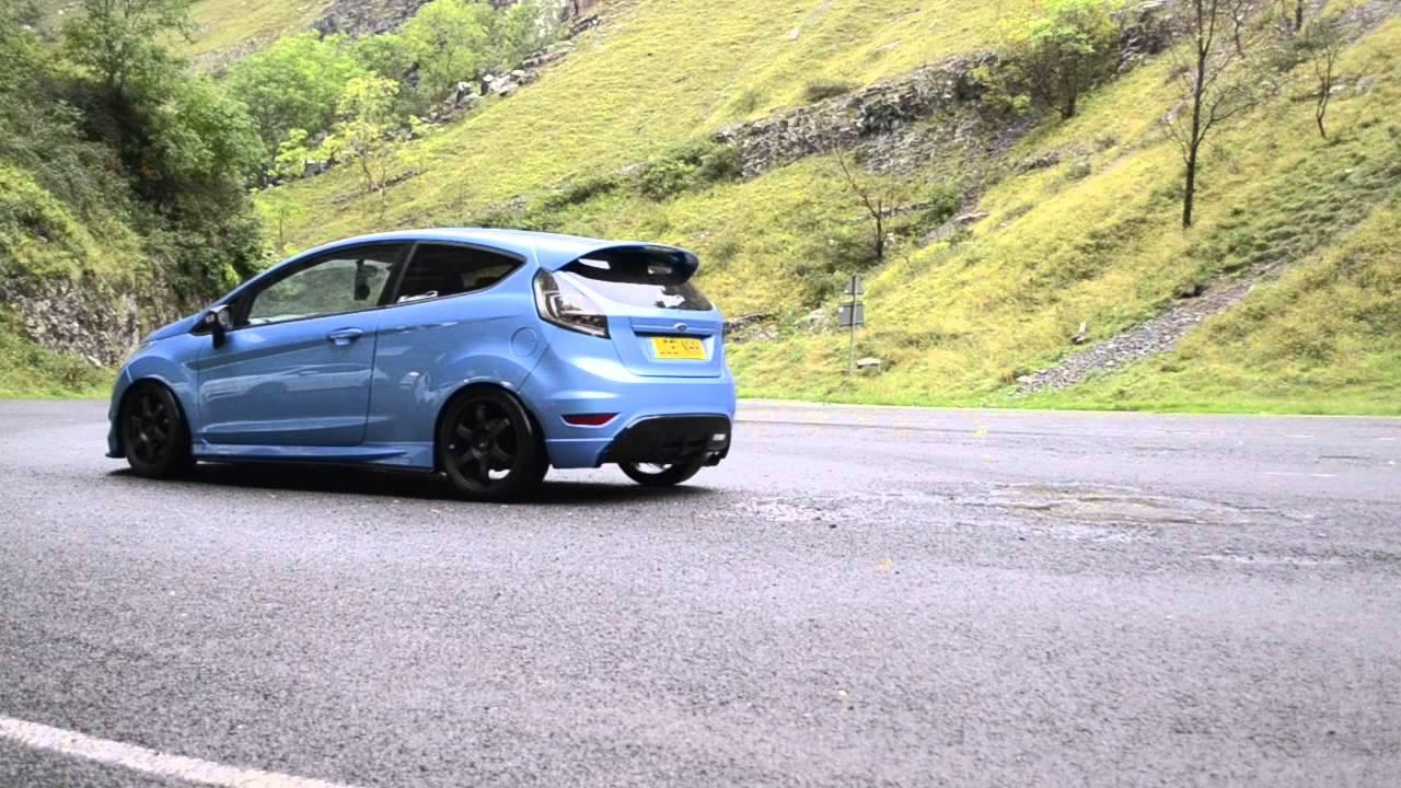 Fiesta Zetec S Full Miltek Exhaust Amp Omex Rev Limiter