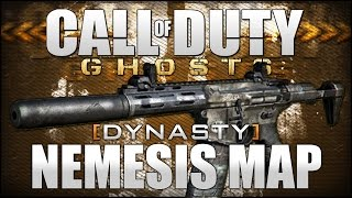 """Dynasty Gameplay"" - CoD: Ghosts Live - ""Nemesis Dlc"" Multiplayer Gameplay (Call of Duty: Ghosts)"