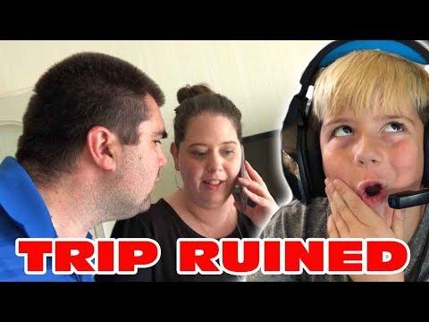 Kid Temper Tantrum Ruins Parent's Anniversary Weekend Getaway [ Original ]