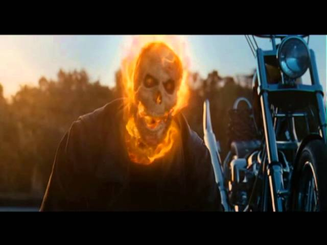 Ghost Rider Monster HD