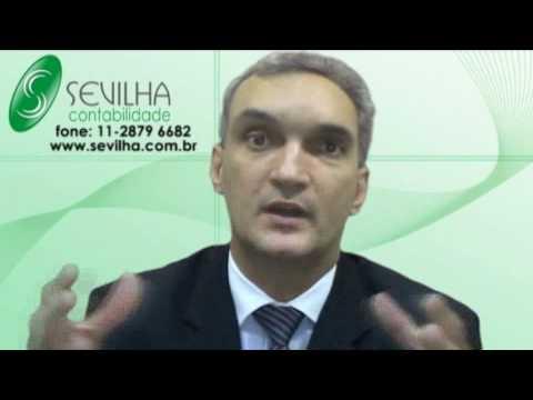 Balanço Patrimonial Ativo - Sevilha Contabilidade Ltda. - Vicente Sevilha Junior