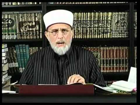 Gustakh-e-Rasool ki saza (blasphemy Law) ki historical background by Dr Tahir ul Qadri