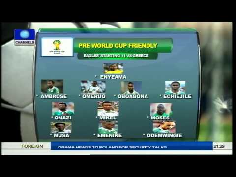 Sports Tonight: Analysts Discuss Nigeria's World Cup Squad Part3