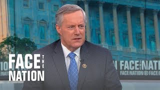 "Meadows says Trump will build border wall ""one way or another"""