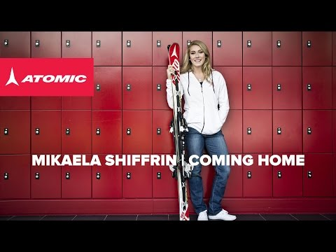 Mikaela Shiffrin | Coming home 2015