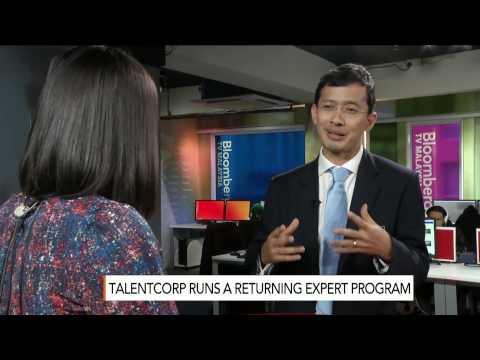 Bloomberg TV Malaysia - Johan Mahmood Merican. 'Focus on skills, not just academics''