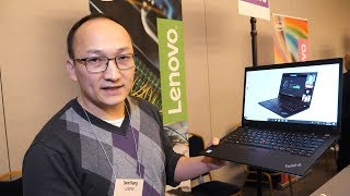 $999 Lenovo ThinkPad T490 and the thinner T490S