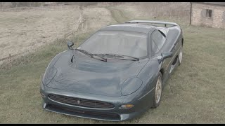 Keeping Jaguar XJ220s Alive and Fast - /DRIVEN