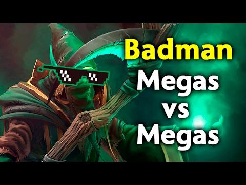 Badman still abusing imba Necrophos — Magas vs Megas