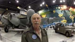 DeHavilland Mosquito - Tour Part 1 - Kermie Cam