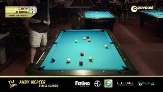 #2 - 2019 Andy Mercer 9-Ball Classic / Max EBERLE vs Trick SIXTY