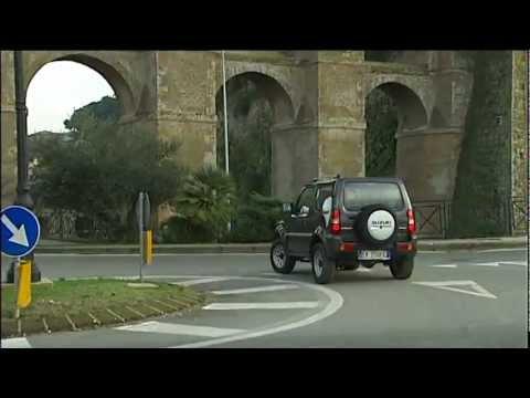 Suzuki Jimny Test Drive 2012 - 3/4