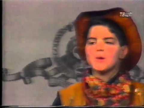 ĐETIĆ IZ SNOVA - Miloš Karadaglić - hor ''Zvjezdice'' Naša radost 1995.