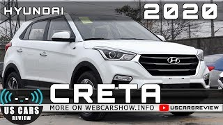 2020 HYUNDAI CRETA Review Release Date Specs Prices