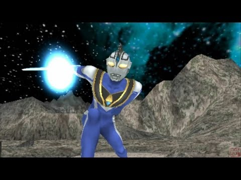 Ultraman All Star Chronicle - Extra 13 ★Play PSP
