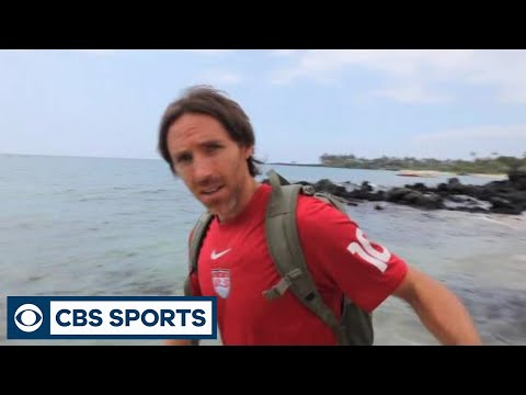 Steve Nash Heads to South Africa Video