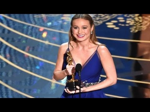 Oscar Awards 2016- Brie Larson In Best Actress Oscar For Room