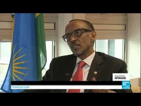 Paul Kagamé à Paris - Manifestations pro et anti-Kagamé pour l'accueillir - RWANDA
