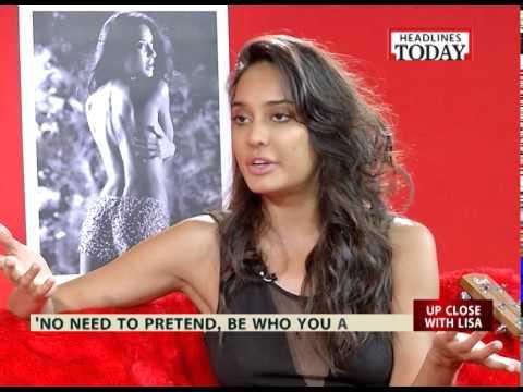 Couching with Koel: Indian Super Model Lisa Haydon