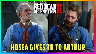 NEW Evidence Suggests That Hosea Actually Gave Arthur Tuberculosis In Red Dead Redemption 2! (RDR2)