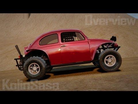 Volkswagen Fusca Buggy 1963