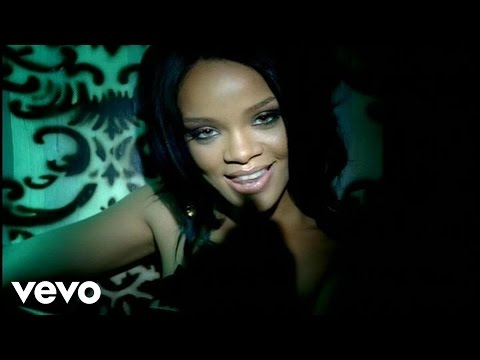 Rihanna - Don't Stop The Music Music Videos