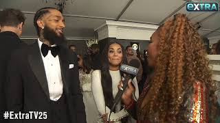 Nipsey Hussle's Last 'Extra' Interview Before His Death