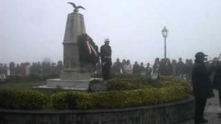 Rometta 19.03.11 - Omaggio ai caduti