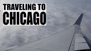 TRAVELING TO CHICAGO!! | Diana Moore