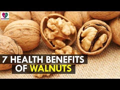 7 Benefits of Walnuts - Health sutra