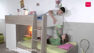 STIM BUNK TWIN OVER TWIN BED