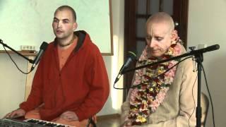 2011.04.21. Mantra Meditation, HG Sankarshan Das Adhikari - Klaipeda, LITHUANIA