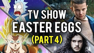 My Top 10 Easter Eggs and Secrets in TV Shows (Part 4)