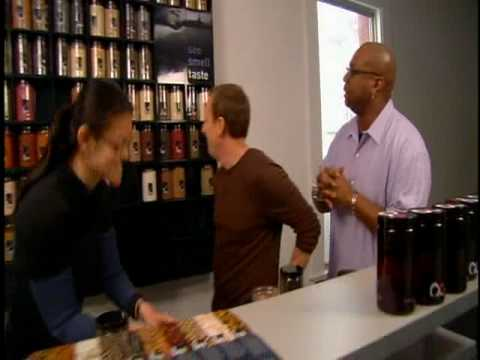 See Smell Taste Spices in Food Network's Outrageous Food