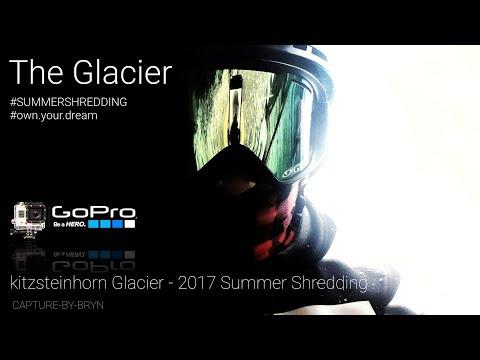 GO-PRO Edition: Kitzsteinhorn Glacier Snowboarding: SummerShredding  June2017