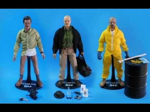 Mothers Protest To Ban Breaking Bad Action Figures