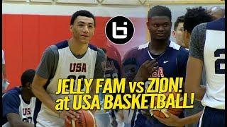 Zion Williamson vs