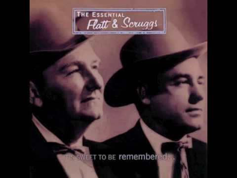 Flatt And Scruggs - Just Aint