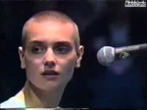 Sinead Oconnor - The Hand That Rocks The Cradle