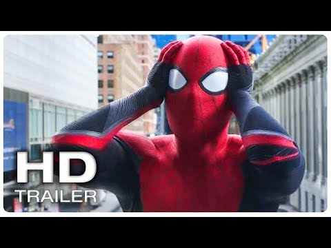 SPIDER-MAN: Far From Home All Movie Clips + Trailers (2019)