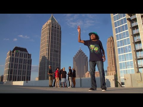 "CHIBI ""Be Afraid"" of Dragon House, Atlanta, GA 