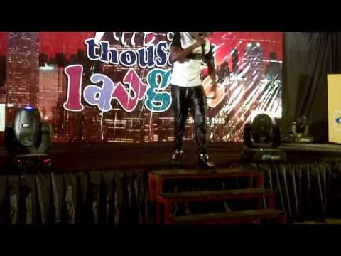 Night Of A Thousand Laughs 2013 video