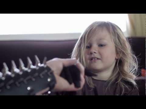Black Metal Babysitting video