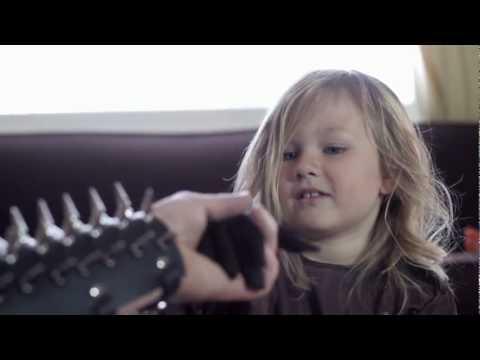 Black Metal Babysitting video