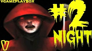 Asylum Night Shift 2 iOS / Android / Amazon Gameplay Video PART 2
