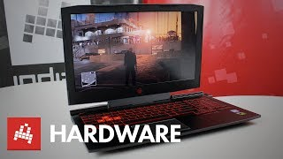 Skvělý notebook pro hráče OMEN od HP - Hardware