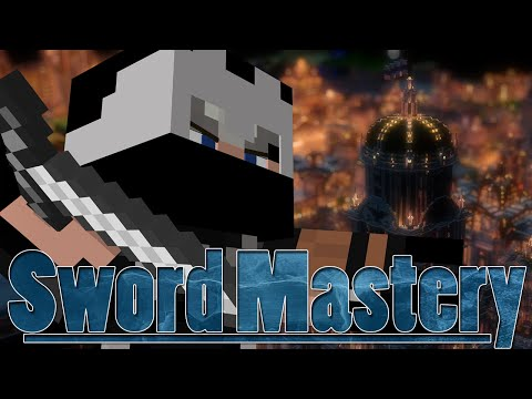 Minecraft Mod Showcase: EPIC SWORD MASTERY Learn Sword Skills in Minecraft
